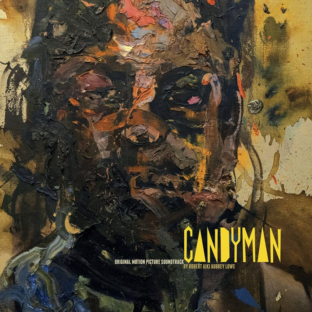 Waxwork Records Presents CANDYMAN Original Motion Picture Soundtrack