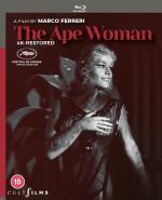 CultFilms Presents the 4K Restoration of Marco Ferreri's THE APE WOMAN on Blu-ray & Digital (UK /11 October)