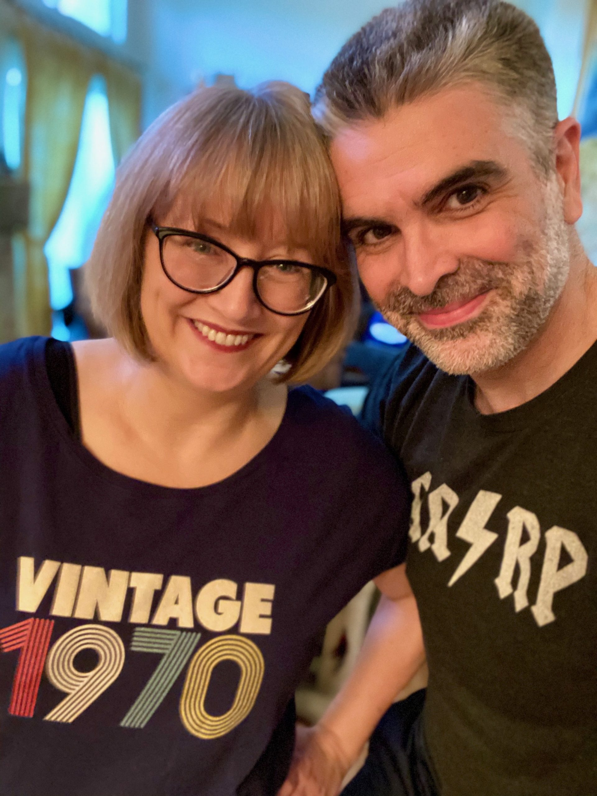 An Interview with Co-Creators John & Lotti Knowles, Chastity Bites