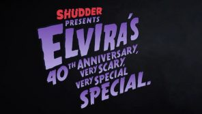 ELVIRA'S 40TH ANNIVERSARY, VERY SCARY, VERY SPECIAL SPECIAL Joins Shudder's Annual 61 Days of Halloween Lineup