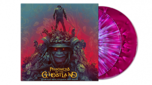 Waxwork Records Presents PRISONERS OF THE GHOSTLAND Original Motion Picture Soundtrack