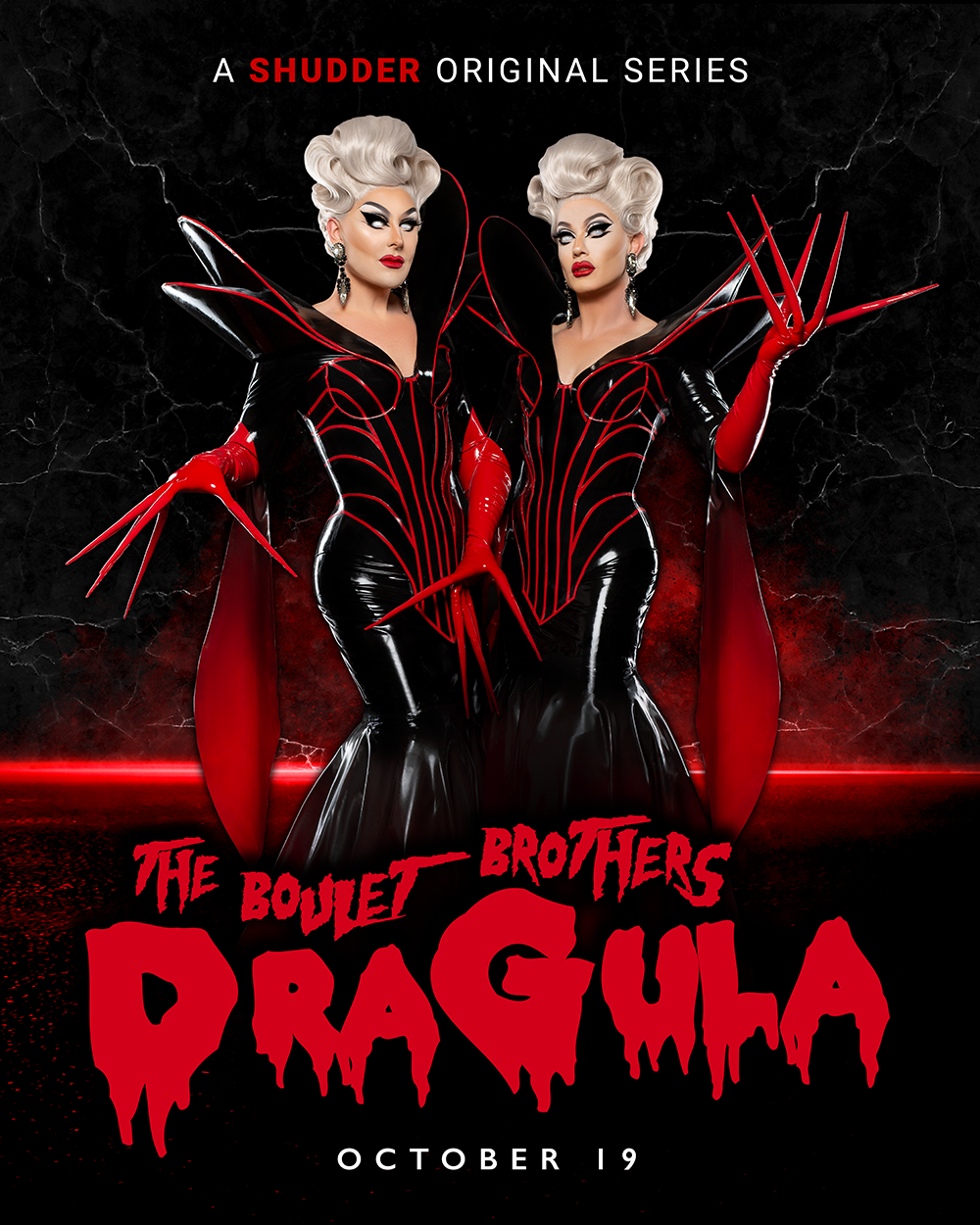 THE BOULET BROTHERS' DRAGULA Season 4 to Premiere Exclusively on Shudder (19 October)